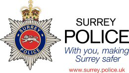 Message from Surrey Police