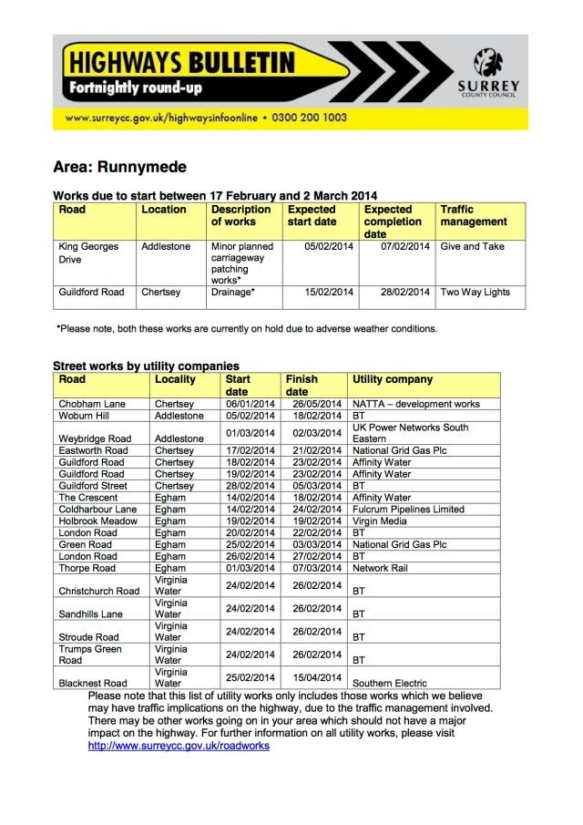 Runnymede-Highways-Bulletin-17-Feb-2-March-2014 copy