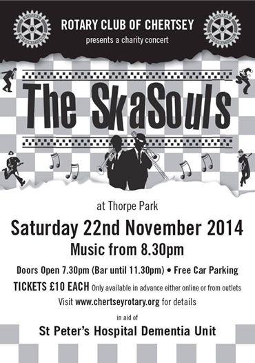 Ska Souls 2014 Poster