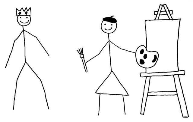 Stick Artist 1