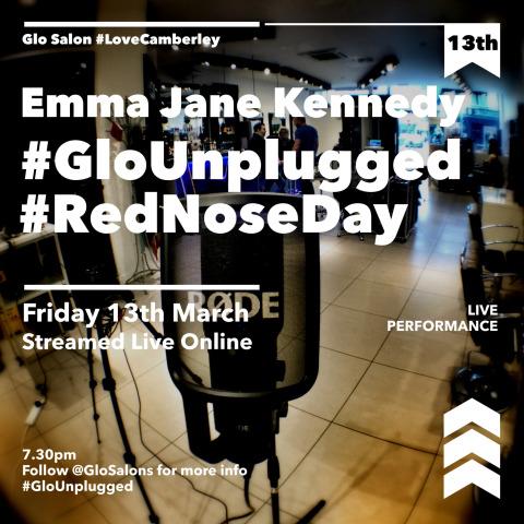 #GloUnplugged - Emma Jane Kennedy