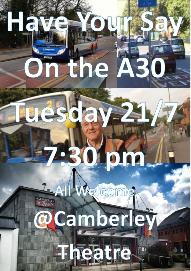 A30 Public Meeting